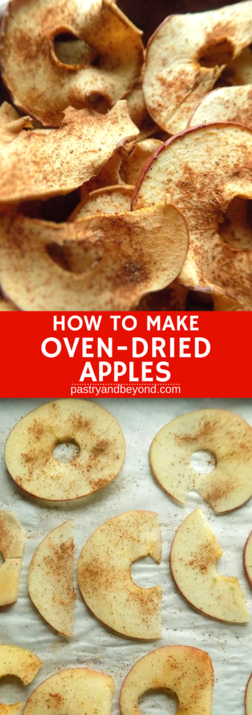 How to Make Oven Dried Apples