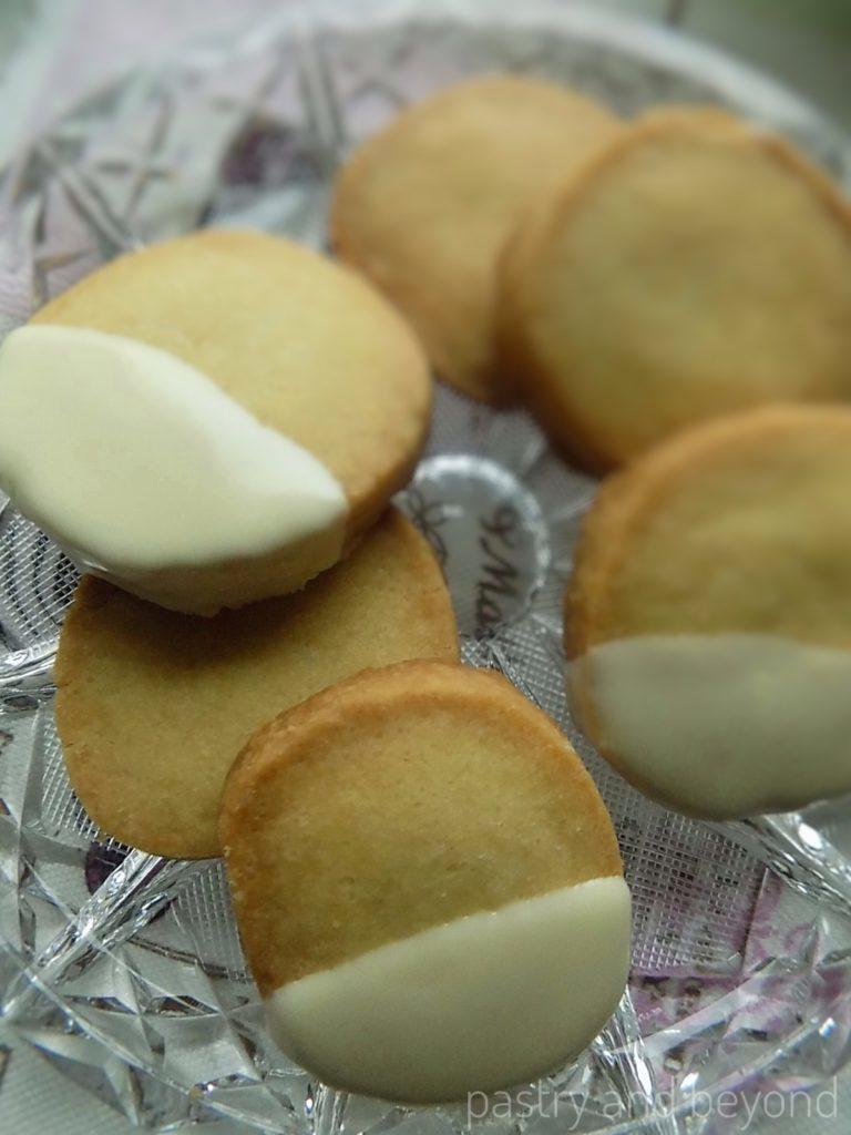 Easy Vanilla Cookies
