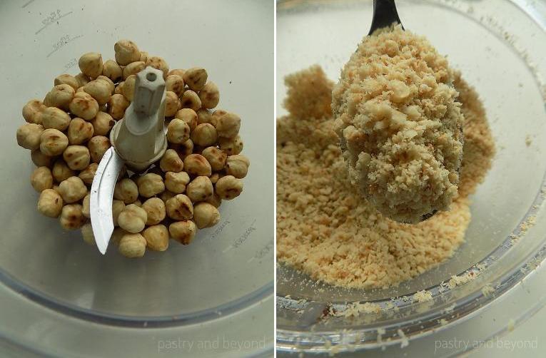 Healthy Hazelnut Chocolate Balls
