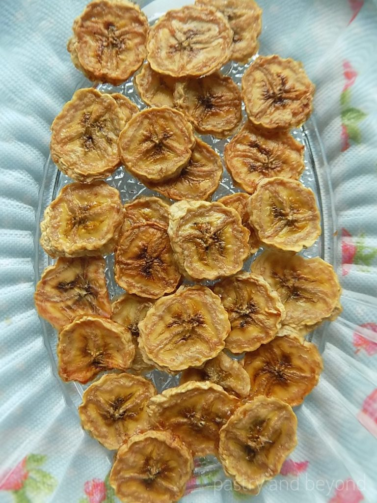 How to Make Dried Bananas