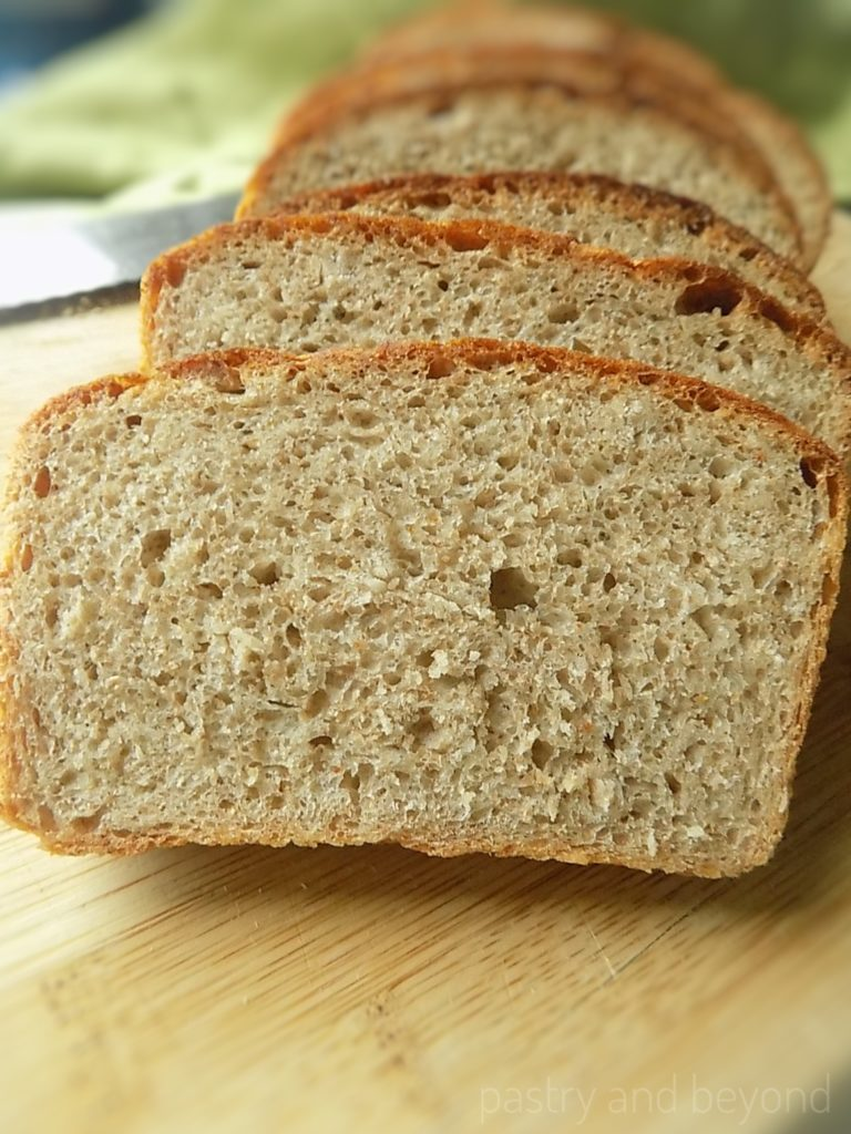 No Yeast Whole Wheat Bread Recipes