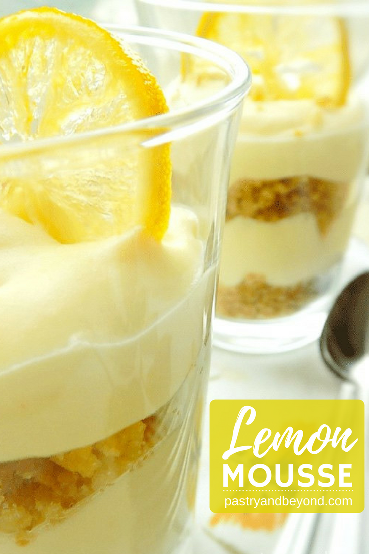 Lemon Mousse Recipe