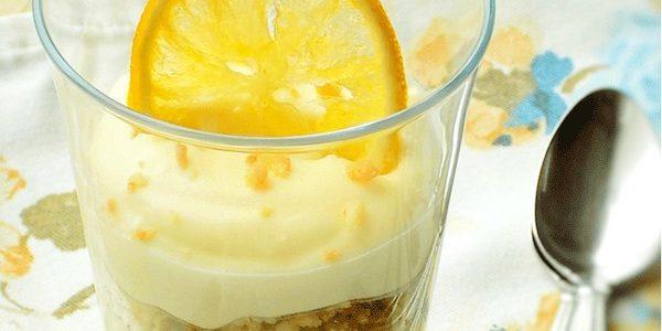 Lemon Curd Mousse Recipe