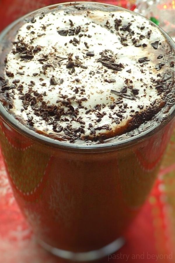 Homemade Easy Hot Chocolate Recipe Pastry Beyond