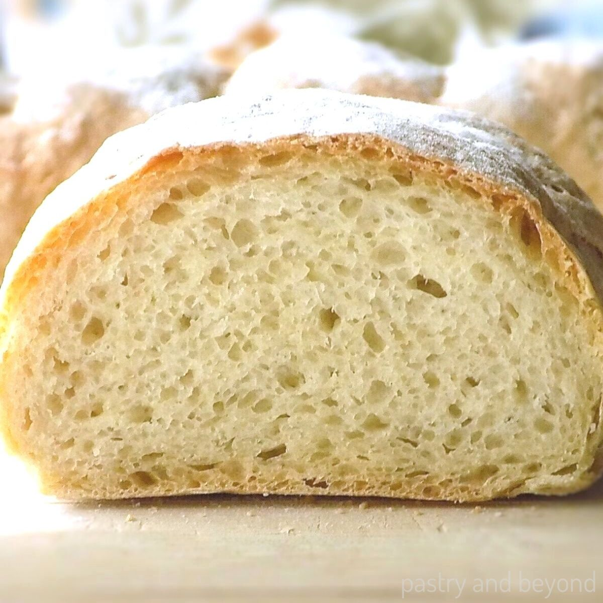 No Knead Bread Without Dutch Oven Pastry Beyond